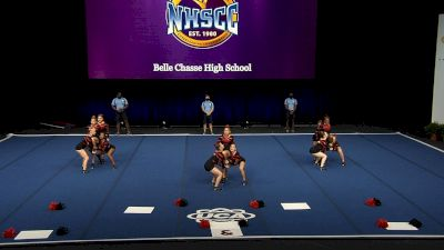 Belle Chasse High School [2021 Small Non Tumbling Finals] 2021 UCA National High School Cheerleading Championship