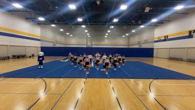 Angelo State University [College -- Band Chant -- Cheer] 2021 USA Virtual West Coast Spirit Championships