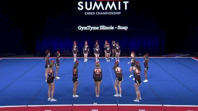 GymTyme Illinois - Snap [2021 L4 Junior - Small Semis] 2021 The Summit