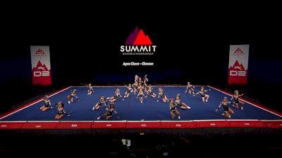 Apex Cheer - Chrome [2021 L1 Junior - Small Finals] 2021 The D2 Summit