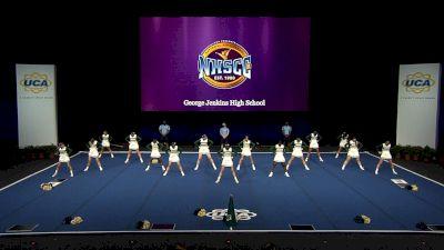 George Jenkins High School [2021 Small Non Tumbling Finals] 2021 UCA National High School Cheerleading Championship