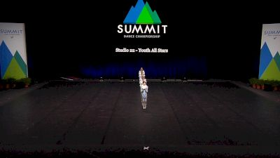Studio 22 - Youth All Stars [2021 Youth Pom - Small Finals] 2021 The Dance Summit