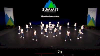 Adrenaline Allstars - SURGE [2021 Junior Coed Hip Hop - Large Finals] 2021 The Dance Summit