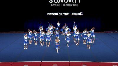 Element All Stars - Emerald [2021 L3 Junior - Medium Finals] 2021 The D2 Summit