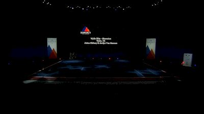 Wylie Elite - Obsession [2021 L1 U17 Finals] 2021 The Summit