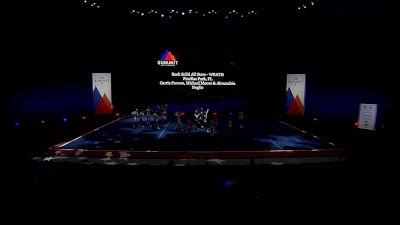 Rock Solid All Stars - WRATH [2021 L1 Junior - Small Semis] 2021 The Summit