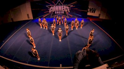 Connect Cheer Northwest - Cobalt [L1 Junior - Small] 2021 PacWest Virtual Championship