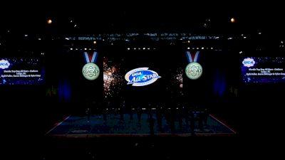 Florida Top Dog All Stars - Outlaws [2021 L3 Junior - Medium (30) Day 1] 2021 UCA International All Star Championship