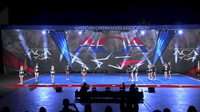 Cheer Athletics- Frisco - LunaCats [2021 L3 Senior Day 1] 2021 ACA All Star DI Nationals
