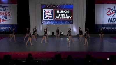 Illinois State Competitive Dance [2021 Jazz Division I Prelims] 2021 NCA & NDA Collegiate Cheer & Dance Championship