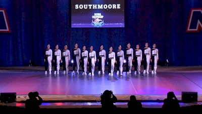 Southmoore Varsity Pom [2021 Medium Varsity Hip Hop Finals] 2021 NDA High School National Championship