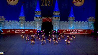 ORDTTA - ORDTTA Youth [2021 Youth - Jazz Semis] 2021 UDA National Dance Team Championship