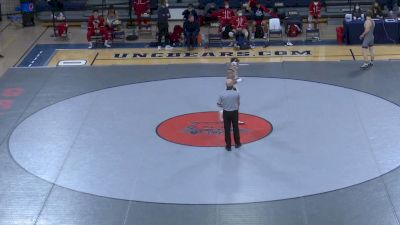 174- Scott Joll (West Virginia) vs Zack Gonzalez (Fresno State)