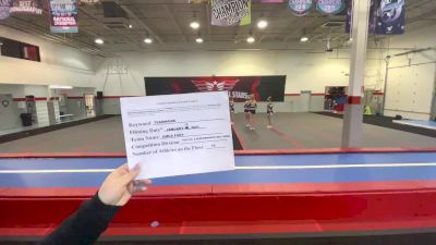 Upper Moreland Cheerleading Association - Fury [L2 Performance Recreation - 18 & Younger (NON)] 2021 Varsity Recreational Virtual Challenge II