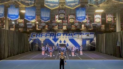 Cheer Athletics - Plano - Wildcats [L6 Senior Coed Open - Large] 2021 NCA All-Star Virtual National Championship