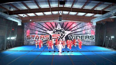 Stars Vipers - Anacondas [L6 International Open Coed - Large] 2021 NCA All-Star Virtual National Championship