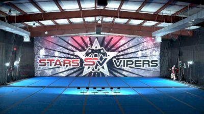 Stars Vipers - Hydra 3 [L3 Youth - Small - B] 2021 NCA All-Star Virtual National Championship