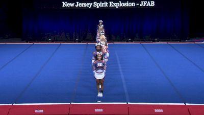 New Jersey Spirit Explosion - JFAB [2021 L6 Junior - Small Semis] 2021 The Summit