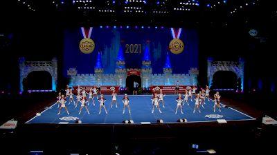 Pikeville Junior High School [2021 Large Junior High Semis] 2021 UCA National High School Cheerleading Championship
