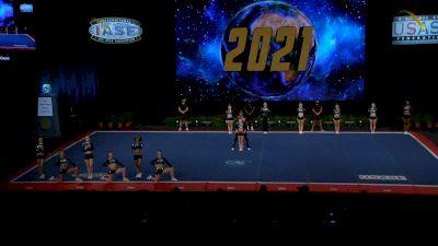 Central Jersey All Stars - Team Gunz [2021 L6 Senior XSmall Coed Finals] 2021 The Cheerleading Worlds