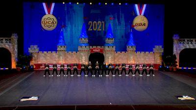 University of Memphis [2021 Division IA Hip Hop Finals] 2021 UCA & UDA College Cheerleading & Dance Team National Championship