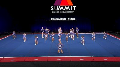 Omega All Stars - Voltage [2021 L3 Junior - Small Wild Card] 2021 The D2 Summit