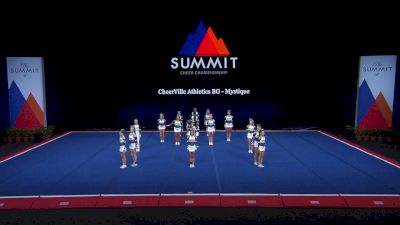 CheerVille Athletics BG - Mystique [2021 L4 Junior - Small Finals] 2021 The Summit