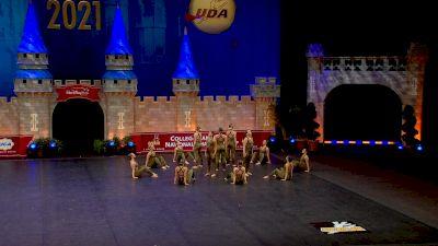 Grand Canyon University [2021 Division I Jazz Semis] 2021 UCA & UDA College Cheerleading & Dance Team National Championship
