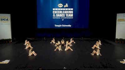 Temple University [2021 Division IA Jazz Semis] 2021 UCA & UDA College Cheerleading & Dance Team National Championship
