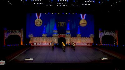 North Dakota State University [2021 Division I Pom Semis] 2021 UCA & UDA College Cheerleading & Dance Team National Championship