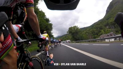 On-Board Highlights: Pogačar Tests The Legs Of His Rivals On Stage 17 At The 2021 Tour De France