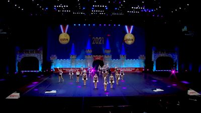 Houston High School [2021 Large Varsity Pom Finals] 2021 UDA National Dance Team Championship