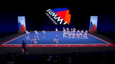 All Star One - Junior Bang [2021 L4 U17 Coed Finals] 2021 The Summit