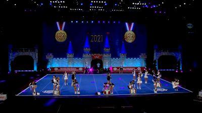 Central High School [2021 Medium Varsity Division I Finals] 2021 UCA National High School Cheerleading Championship