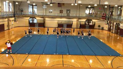 Montclair State University [Virtual Advanced All-Girl Open Prelims] 2021 NCA & NDA Collegiate Cheer & Dance Championship