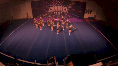 Connect Cheer Northwest - Rose [L2 Youth] 2021 USA All Star Virtual Championships