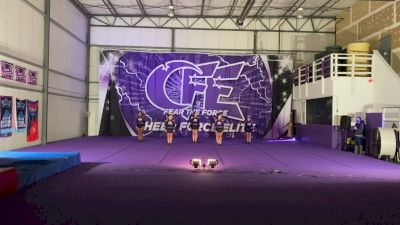 Cheer Force Elite - Miss Vengeance [L1 Youth - D2] 2021 Spirit Unlimited: Virtual Battle at the Boardwalk