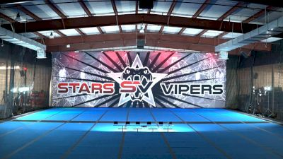 Stars Vipers - Pure Poison [L2 Youth - Small - A] 2021 NCA All-Star Virtual National Championship