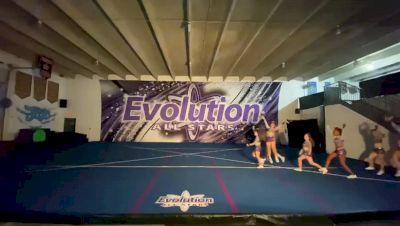 Evolution All Stars - Starlites [L2 Senior - D2 - Small] 2021 Varsity All Star Winter Virtual Competition Series: Event IV