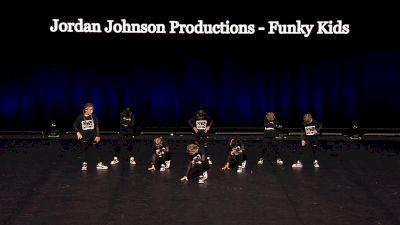 Jordan Johnson Productions - Funky Kids [2021 Mini Coed Hip Hop Semis] 2021 The Dance Summit