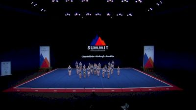 Cheer Athletics - Pittsburgh - BrassCats [2021 L4 Junior - Small Finals] 2021 The Summit