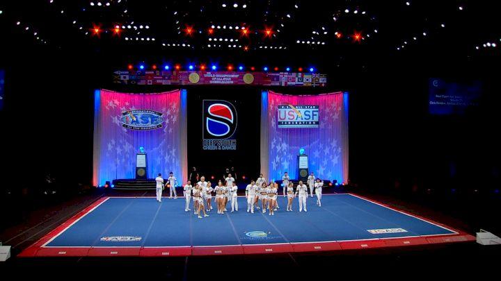 Stars Vipers - San Antonio - Anacondas [2021 L6 International Open Large Coed Finals] 2021 The Cheerleading Worlds