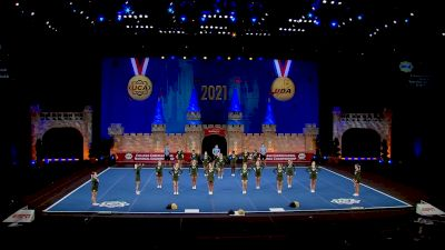 University of South Florida [2021 All Girl Division IA Finals] 2021 UCA & UDA College Cheerleading & Dance Team National Championship