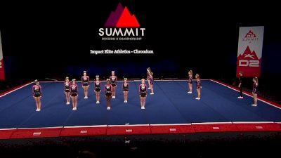 Impact Elite Athletics - Chromium [2021 L2 Junior - Small Semis] 2021 The D2 Summit