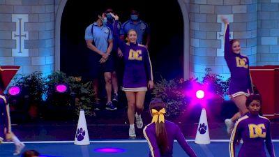 Desoto Central High School [2021 Medium Varsity Division I Finals] 2021 UCA National High School Cheerleading Championship