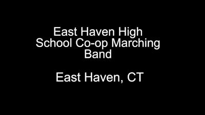 Red Sky in Morning- East Haven High School Co-op Marching Band