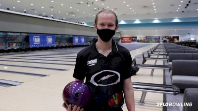 Equipment Check: Freshly Drilled Ball Does The Trick For Thomas Larsen At 2021 USBC Masters