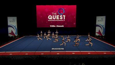 TCElite - Diamonds [2021 L3.1 Performance Rec - 18Y (NON) - Small Semis] 2021 The Quest