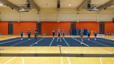 Rochester Institute of Technology [Intermediate All-Girl Division III Virtual Finals] 2021 NCA & NDA Collegiate Cheer & Dance Championship