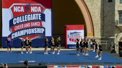 Kennesaw State University [2021 Intermediate All-Girl Division I Finals] 2021 NCA & NDA Collegiate Cheer & Dance Championship